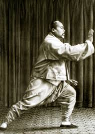 tai chi chuan tiger style movement