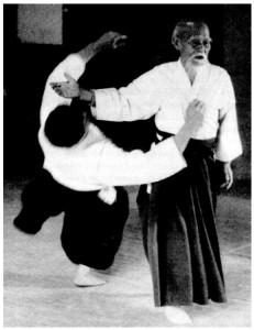 aikido technique