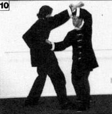 gung fu fight