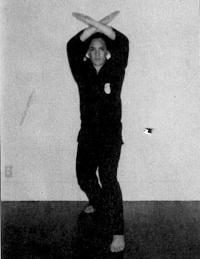 chi blocking martial arts