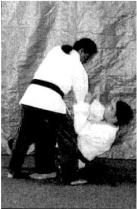 aiki technique