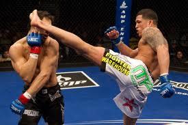 strong kick