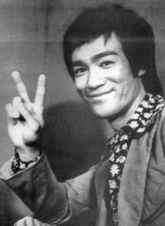 bruce lee wing chun kung fu