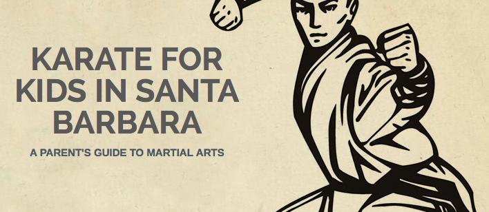 santa barabra karate classes for kids